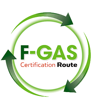 f-gas certification route